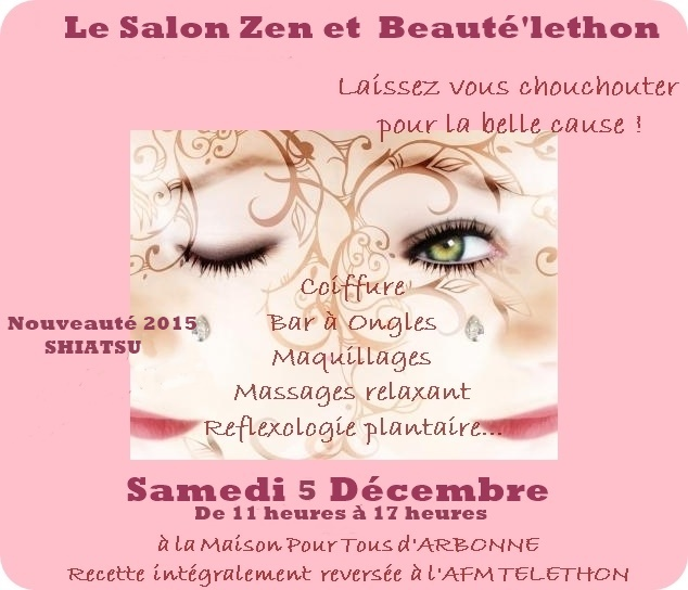 SALON BEAUTE'LETHON2015