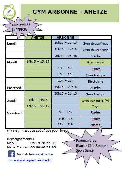 rentr 19h table 20h